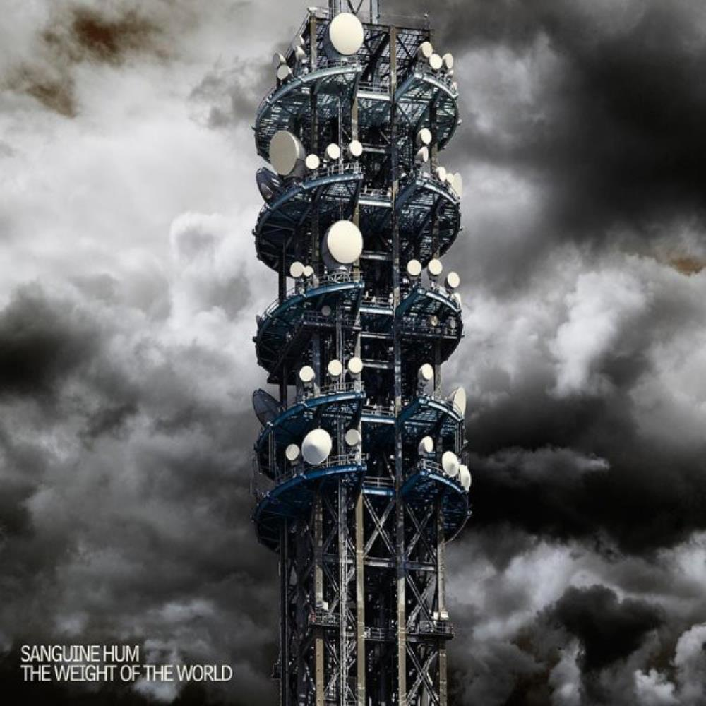 The Weight Of The World by SANGUINE HUM album cover