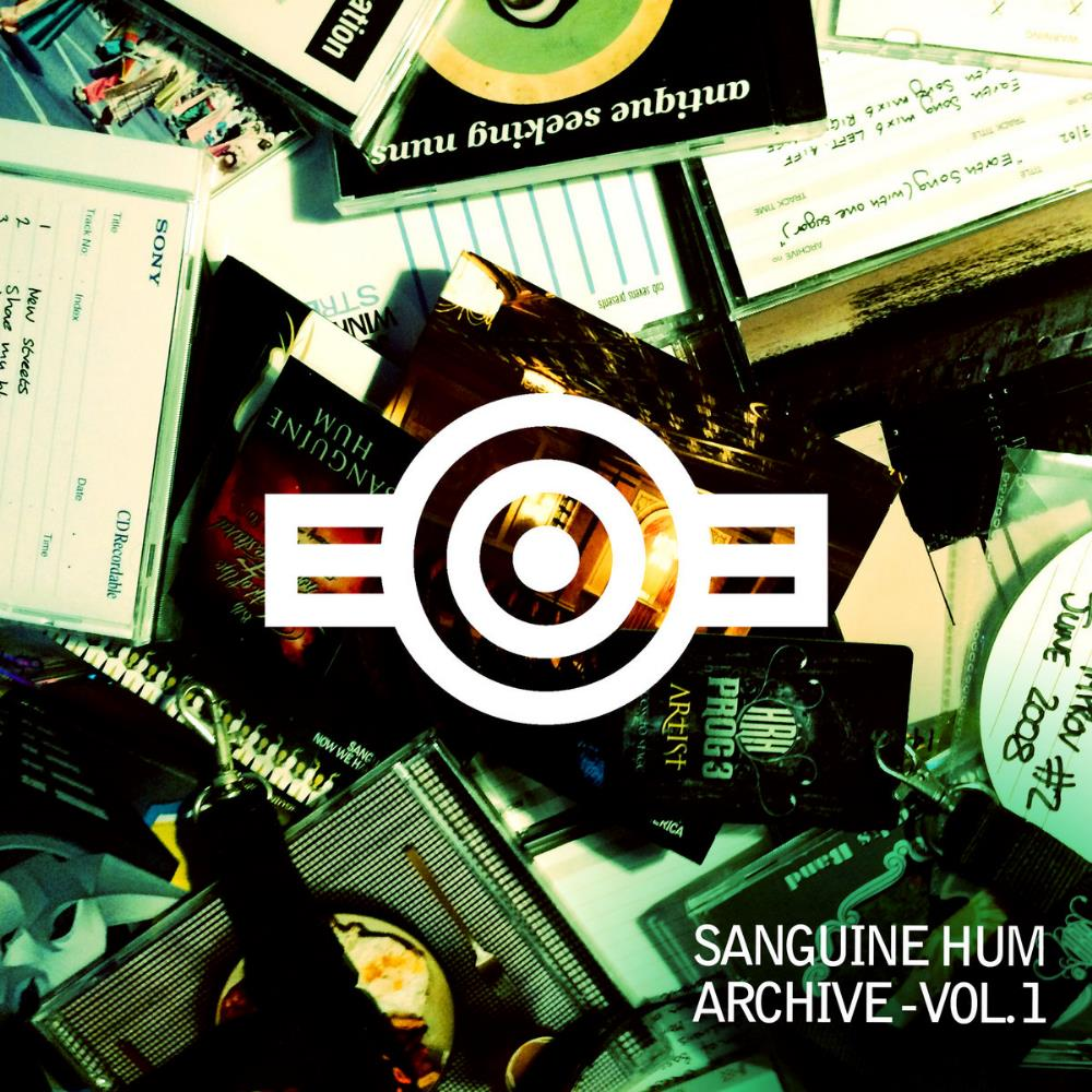 Archive Vol. 1 by SANGUINE HUM album cover