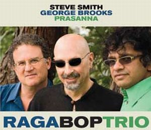 Raga Bop Trio by RAGA BOP TRIO album cover