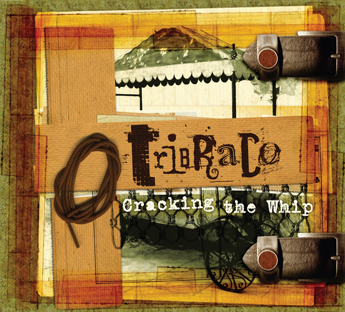Cracking The Whip by TRIBRACO album cover