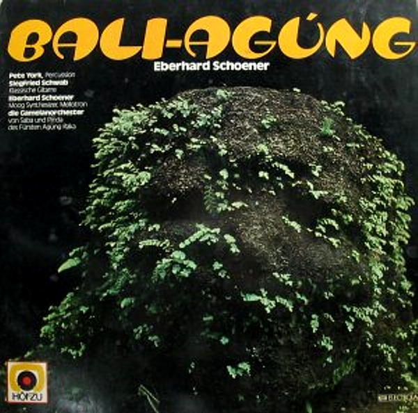Bali-Ag�ng by SCHOENER, EBERHARD album cover