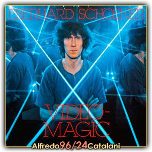 Eberhard Schoener Video magic album cover