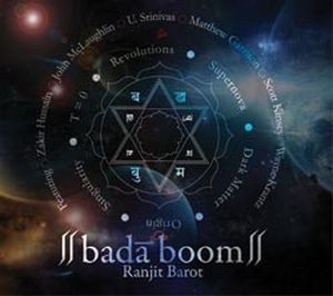 Ranjit Barot - Bada Boom CD (album) cover