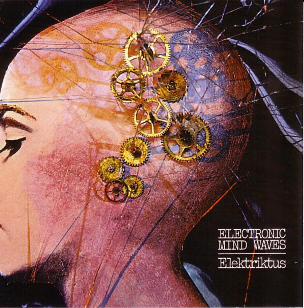Electronic Mind Waves by ELEKTRIKTUS album cover