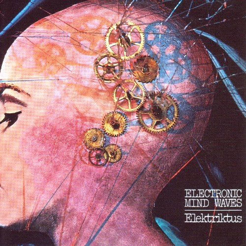 Elektriktus - Electronic Mind Waves CD (album) cover