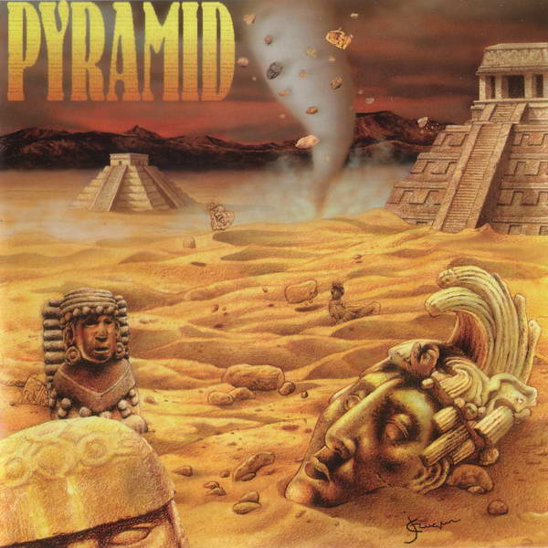 Pyramid * by PYRAMID album cover