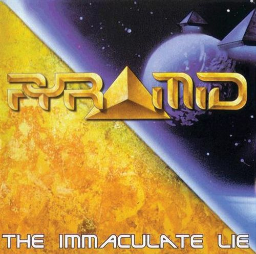 Pyramid The Immaculate Lie  album cover