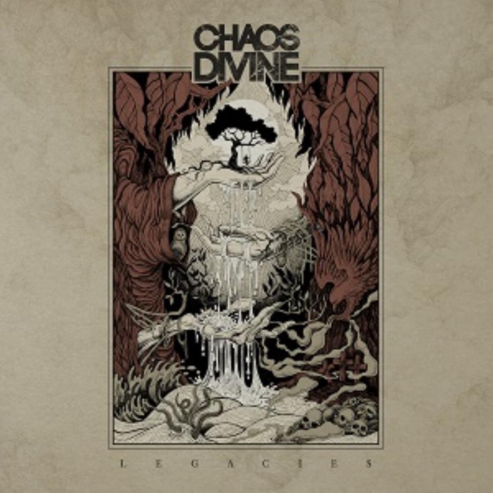 Legacies by CHAOS DIVINE album cover