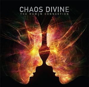 Chaos Divine - The Human Connection CD (album) cover