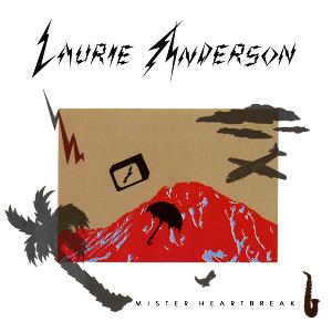 Mister Heartbreak by ANDERSON, LAURIE album cover