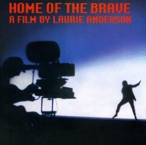 Laurie Anderson Home Of The Brave album cover