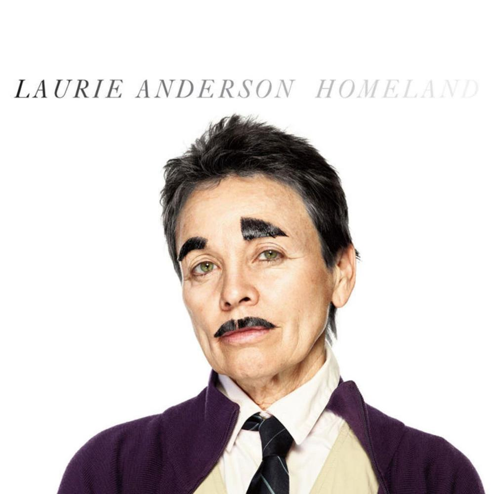 Laurie Anderson Homeland album cover
