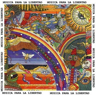 Musica Para La Libertad by BLOQUE album cover