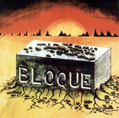 Bloque  by BLOQUE album cover