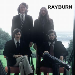 Rayburn - Rayburn CD (album) cover