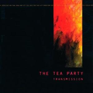 The Tea Party - Transmission CD (album) cover