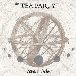 The Tea Party Seven Circles album cover