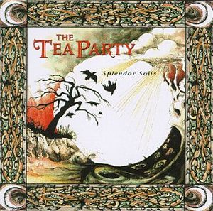 The Tea Party - Splendor Solis CD (album) cover