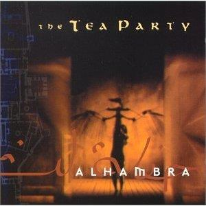 Alhambra by TEA PARTY, THE album cover