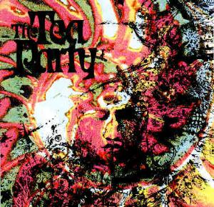 The Tea Party - The Tea Party CD (album) cover