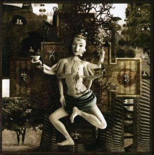 The Tea Party - The Interzone Mantras CD (album) cover