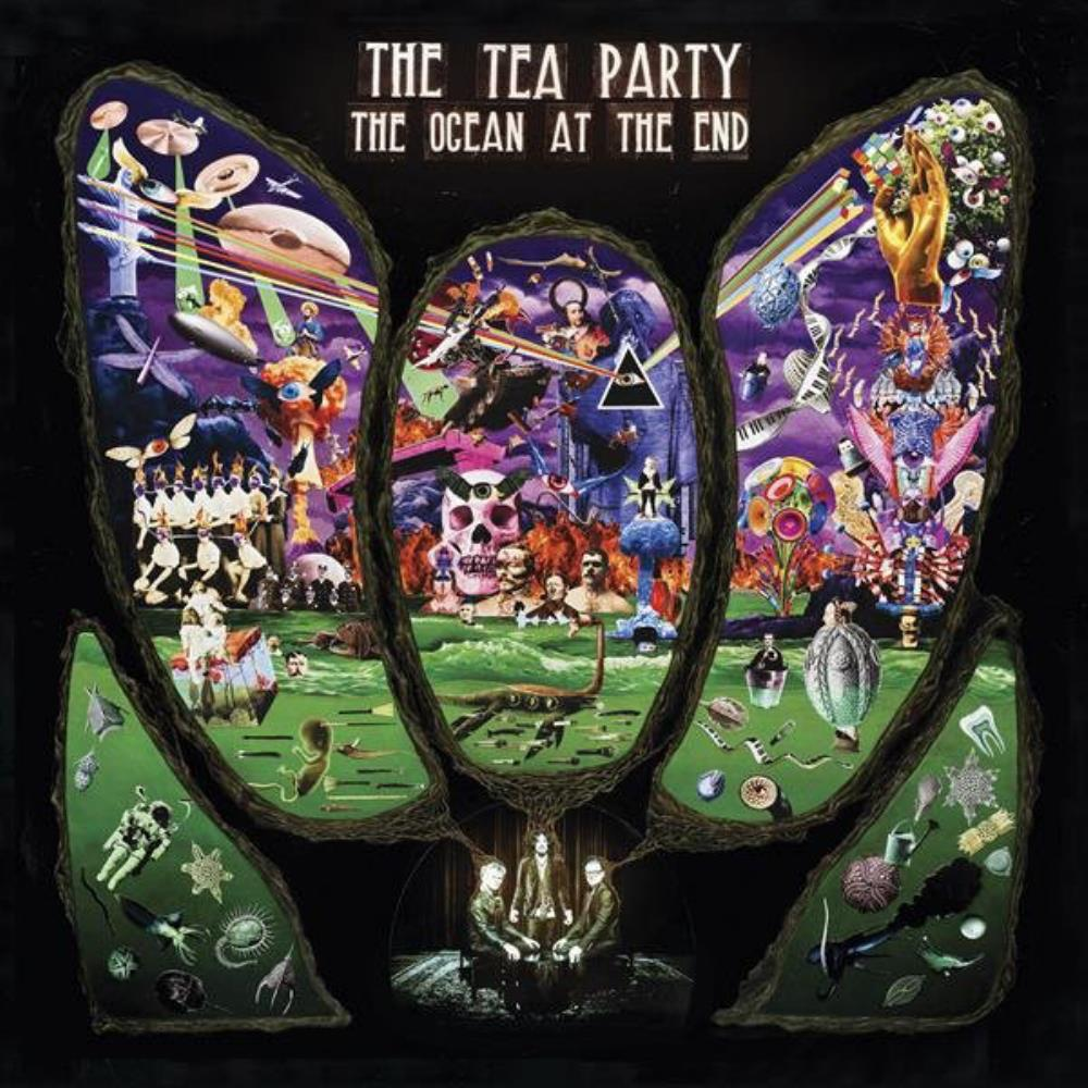 The Ocean At The End by TEA PARTY, THE album cover