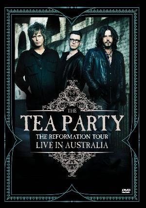 The Tea Party - The Reformation Tour CD (album) cover