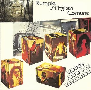 Wrong from the Beginning by RUMPLE STILTZKEN COMUNE album cover