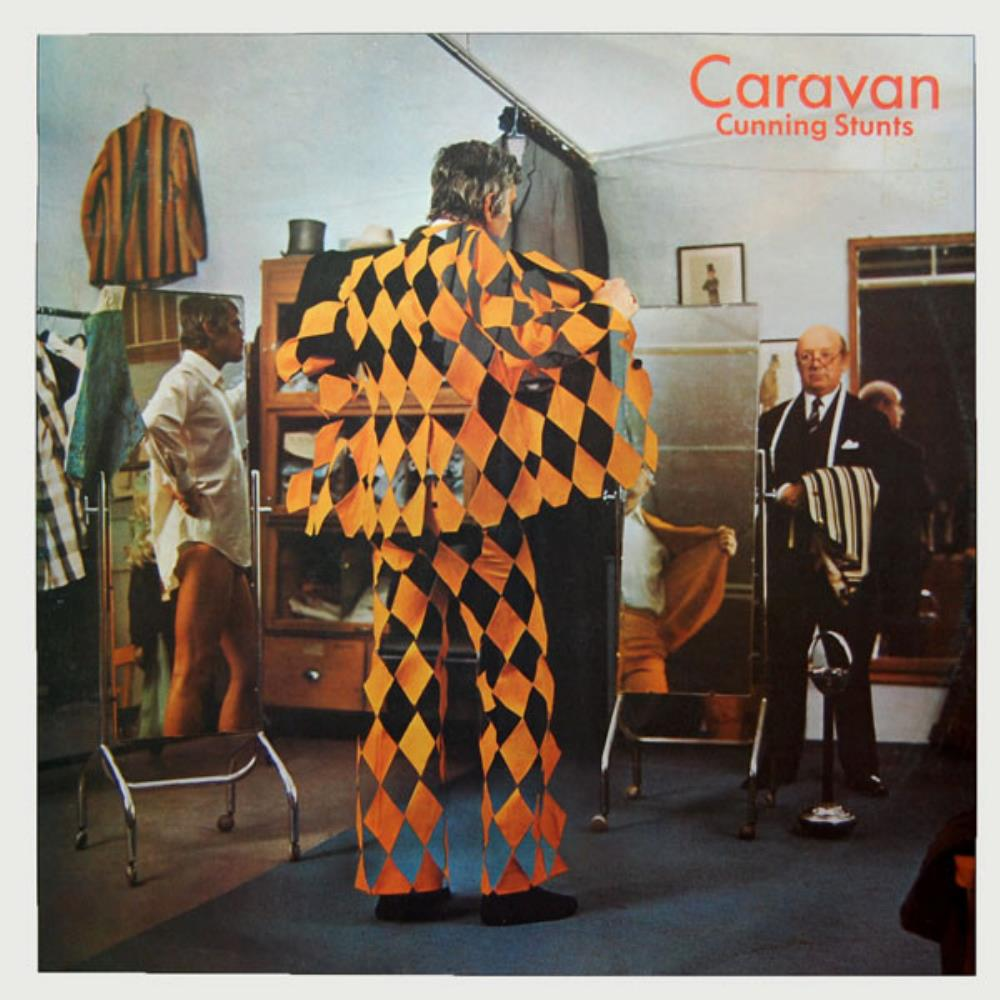 Cunning Stunts by CARAVAN album cover