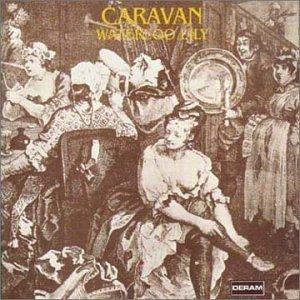 Waterloo Lily by CARAVAN album cover