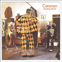 Caravan Cunning Stunts album cover