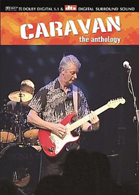 Caravan The Anthology/The Ultimate Anthology album cover