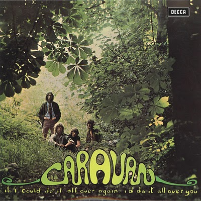 Caravan - If I Could Do It All Over Again, I'd Do It All Over You CD (album) cover