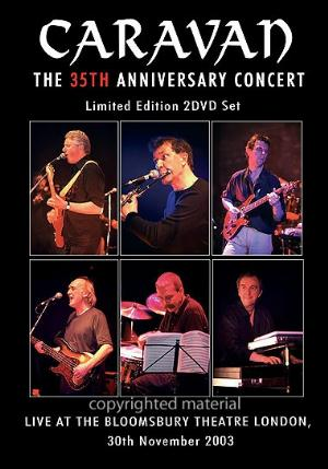 Caravan Caravan - The 35th Anniversary Concert album cover