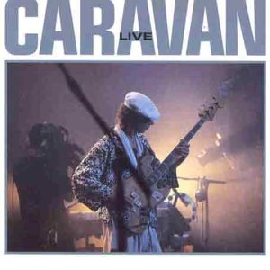 Caravan - Live 1990 CD (album) cover