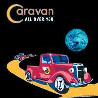 Caravan All Over You album cover