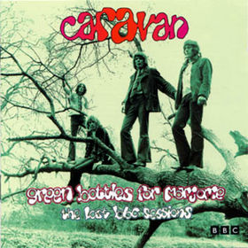 Caravan - Green Bottles For Marjorie CD (album) cover