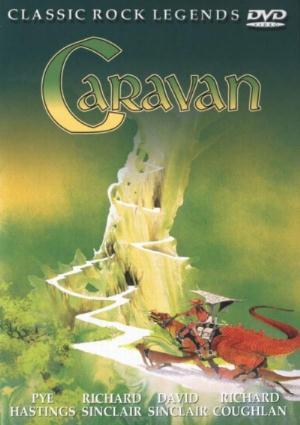 Caravan - Classic Rock Legends (DVD) CD (album) cover