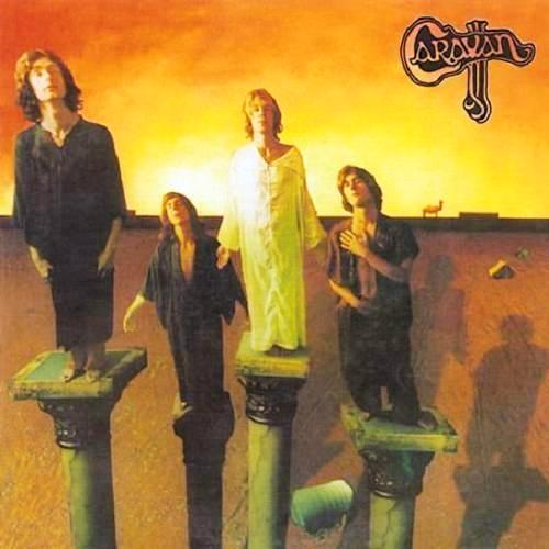 Caravan - Caravan CD (album) cover