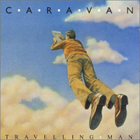 Caravan Travelling Man album cover