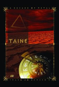 Taine A Decade Of Metal album cover