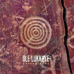 Ole Lukkoye - Petroglyphs CD (album) cover