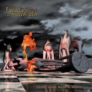 Paolo Siani & friends feat. Nuova Idea Castles, Wings, Stories & Dreams album cover
