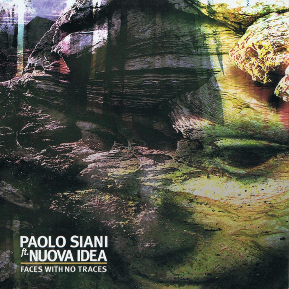 Paolo Siani ft. Nuova Idea - Faces With No Traces CD (album) cover