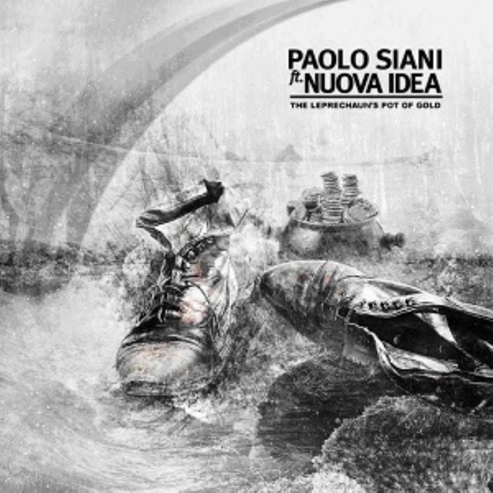 Paolo Siani ft. Nuova Idea - The Leprechaun's Pot of Gold CD (album) cover