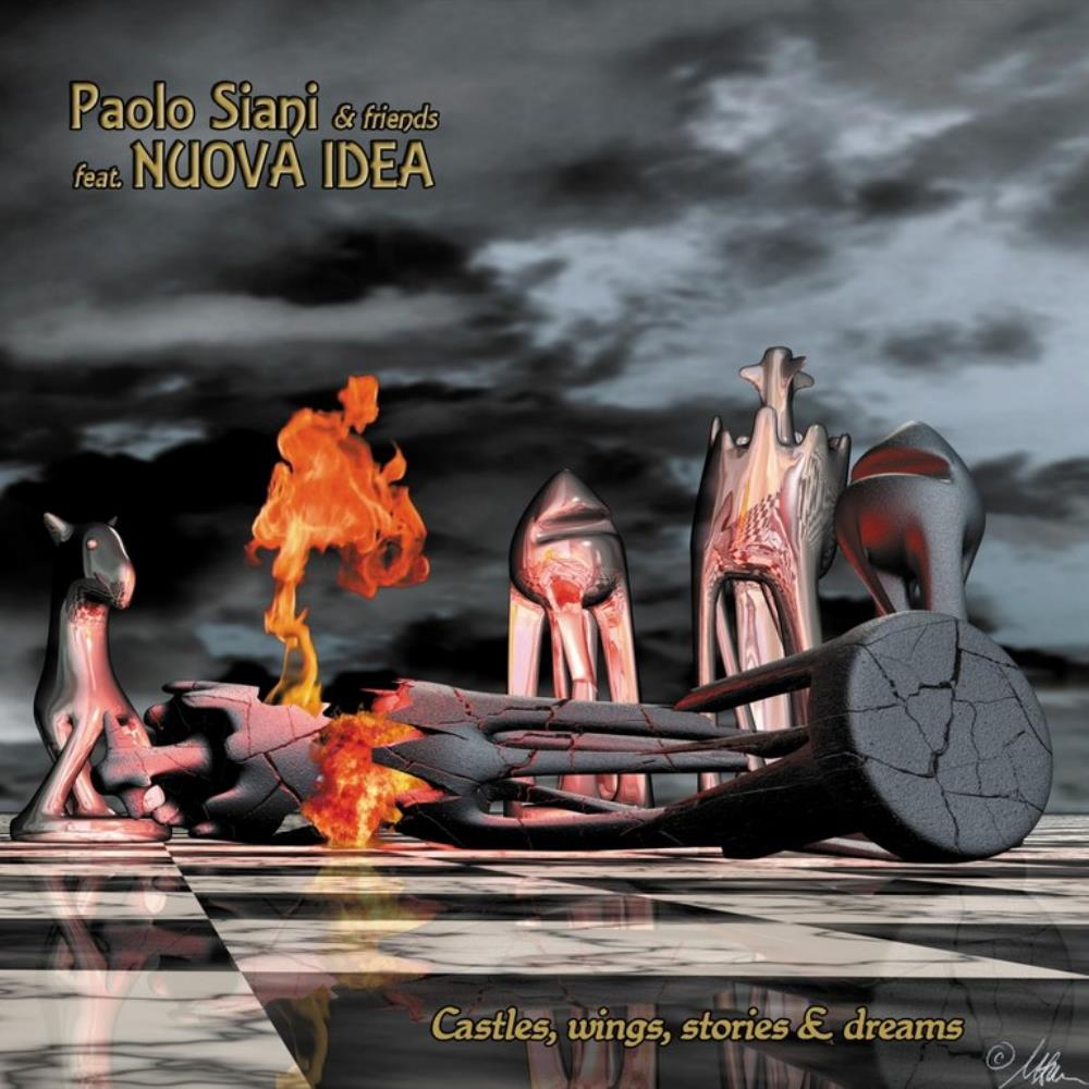 Castles, Wings, Stories & Dreams by SIANI FT. NUOVA IDEA, PAOLO album cover