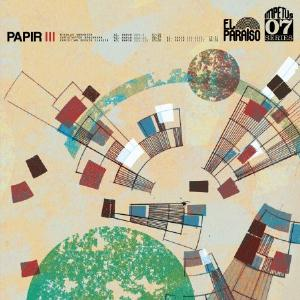 Papir - Papir III CD (album) cover