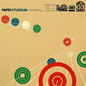 Papir - Stundum CD (album) cover