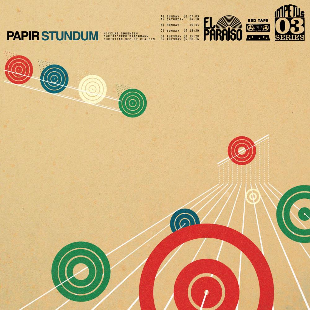 Stundum by PAPIR album cover