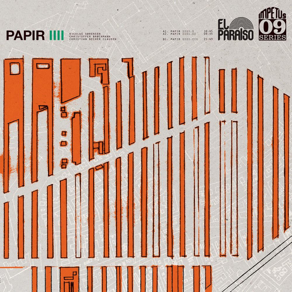 IIII by PAPIR album cover